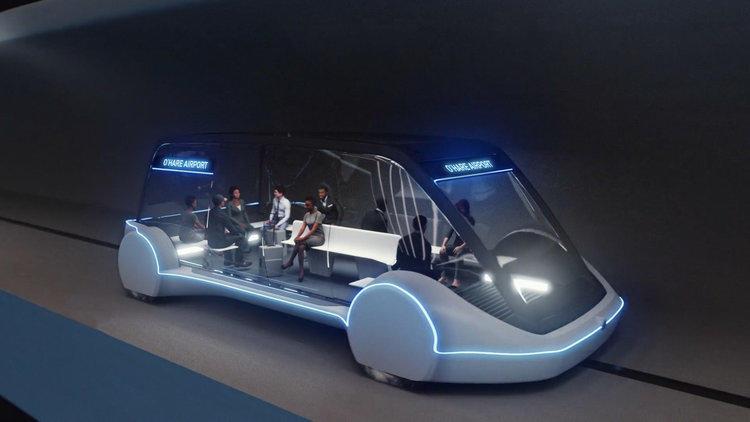 Пробурен первый тоннель Boring Company Илона Маска - 3