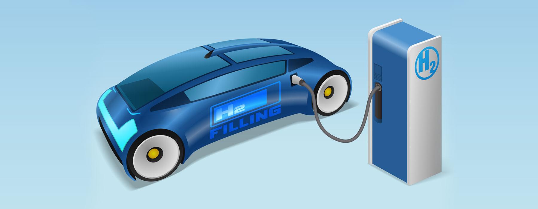 Автомобиль на водороде. Пора ли прощаться с бензином? - 1