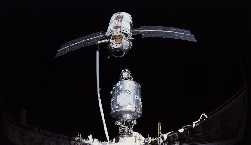 Чудесный форпост на орбите - 1