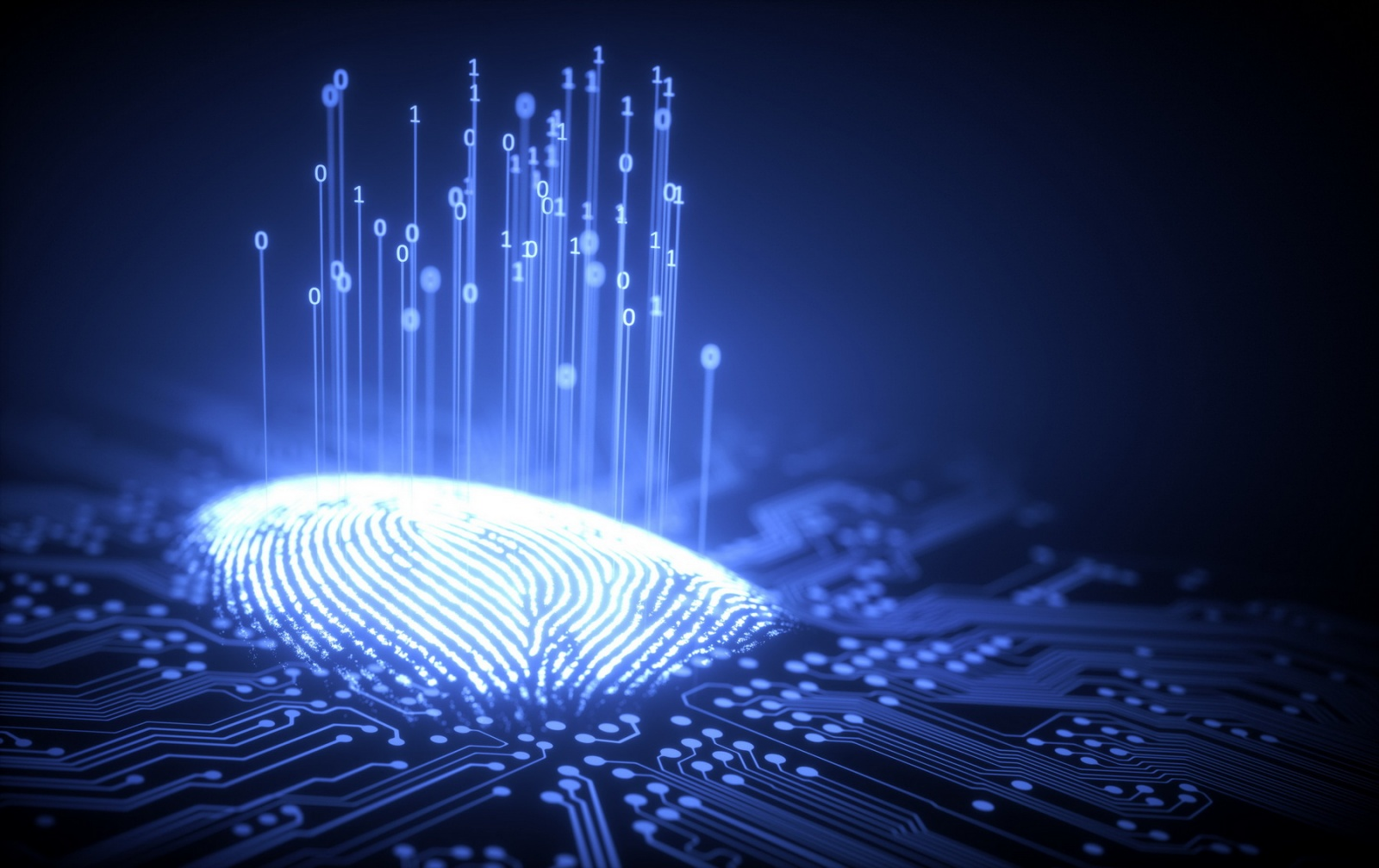 Нейросеть научили подделывать отпечатки пальцев - 1