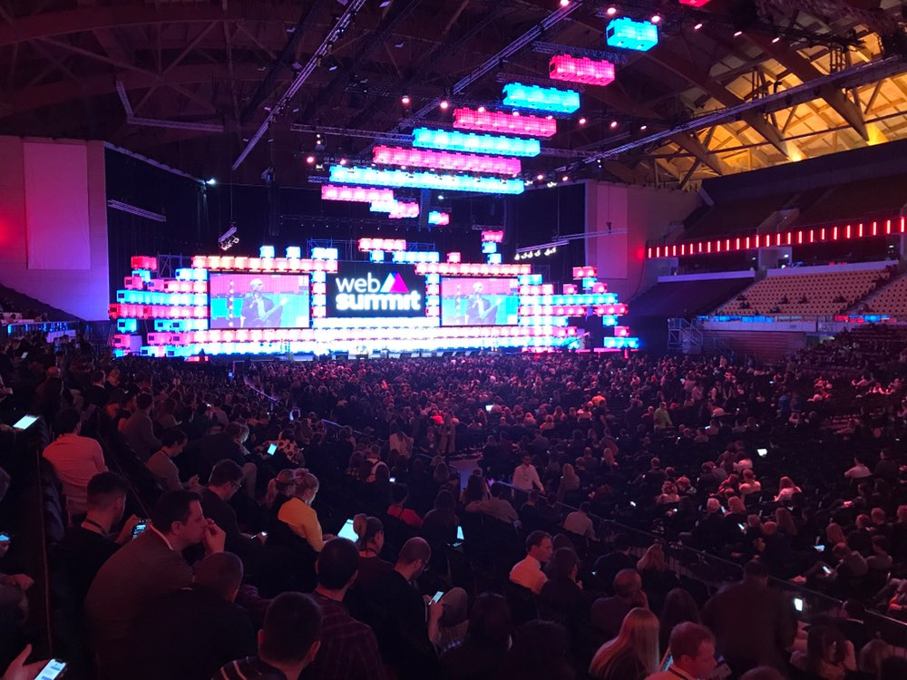 Неконференция Web Summit - 1