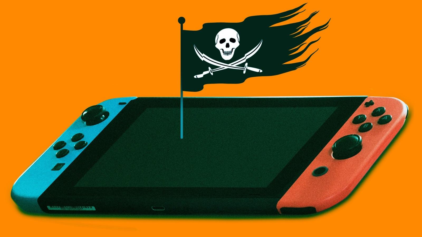 Подробности беспорядочной и тёмной стороны пиратских игр для Nintendo Switch - 1