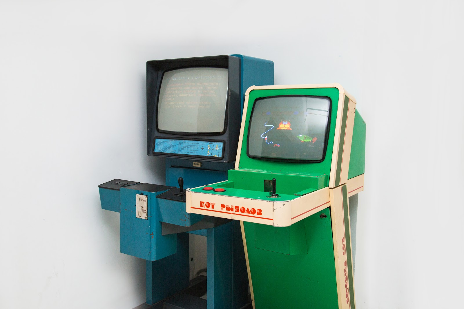 Игровые автоматы: откуда они взялись в СССР и как устроены - 10