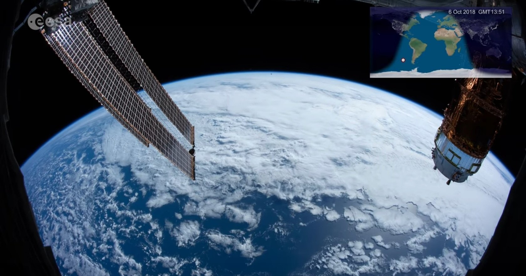 Самый длинный таймлэпс за всю историю МКС