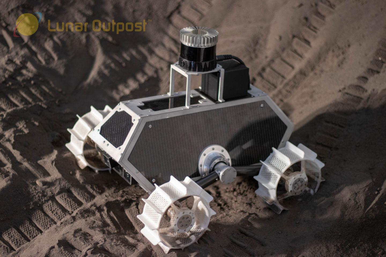 НАСА определилось с участниками для своего конкурса мини-луноходов - 1
