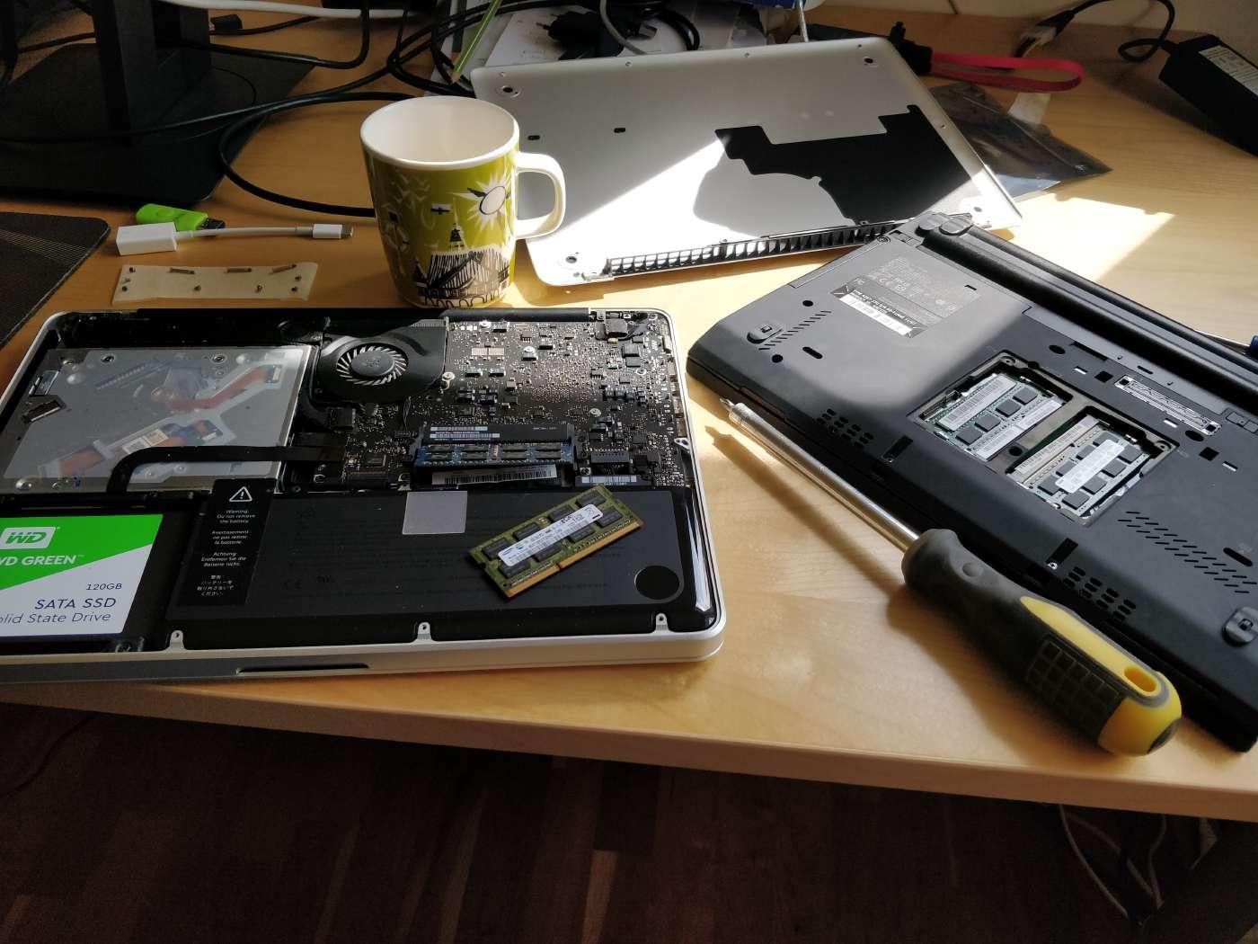 Хакаем DDR3 SPD - 1
