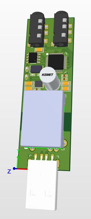 Делаем свою USB звуковую карту с гальванической развязкой - 9