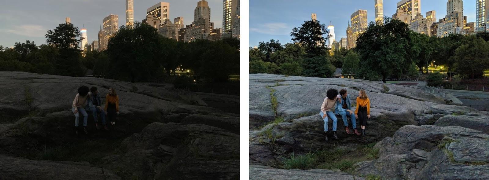 Night Sight: как телефоны Pixel видят в темноте - 1