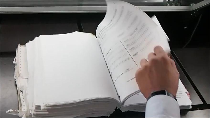 Как мы делали книжный сканер для судов - 1
