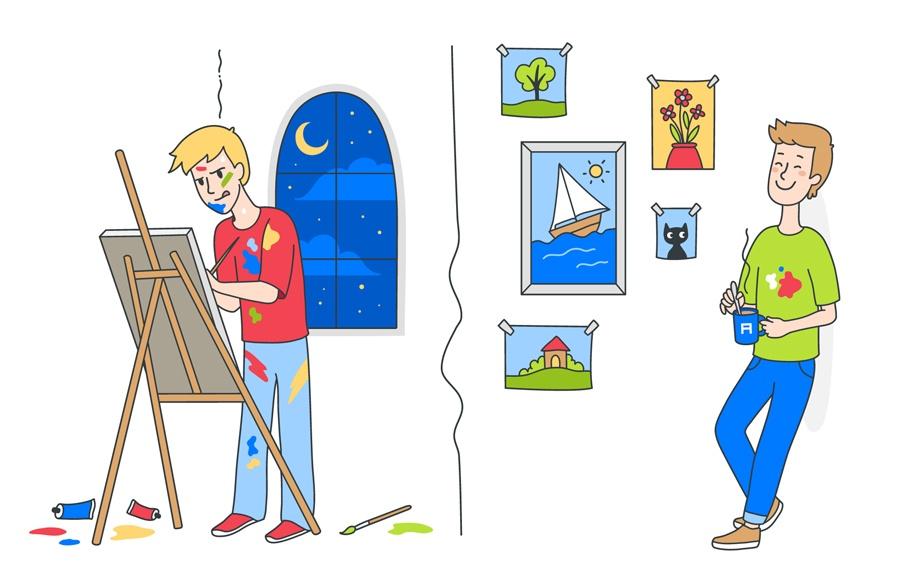 Как перестать стремиться к совершенству и достичь максимальной продуктивности - 1