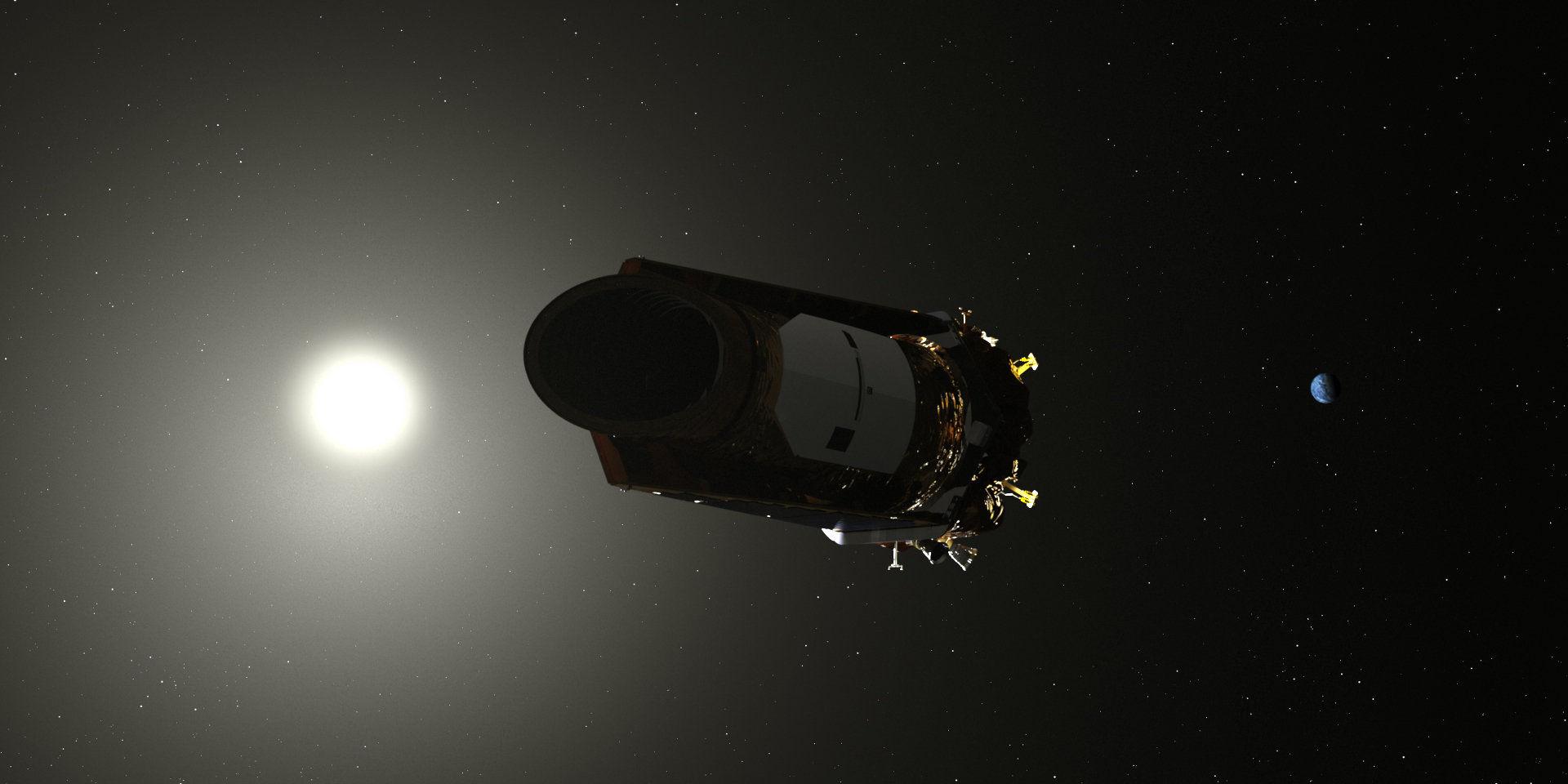 Справочная: космическая обсерватория «Кеплер» — железо, связь с Землей, ПО и результаты работы - 1