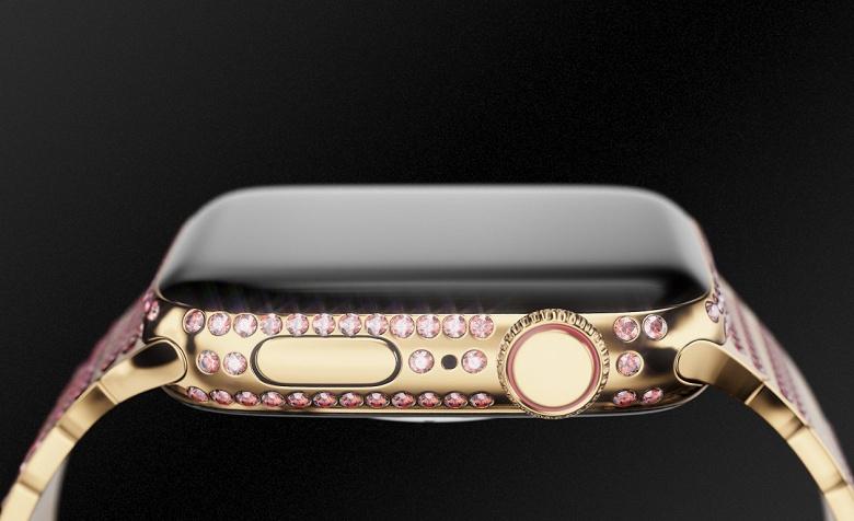 Caviar предлагает часы Apple Watch 4 по цене заряженной версии Chevrolet Camaro