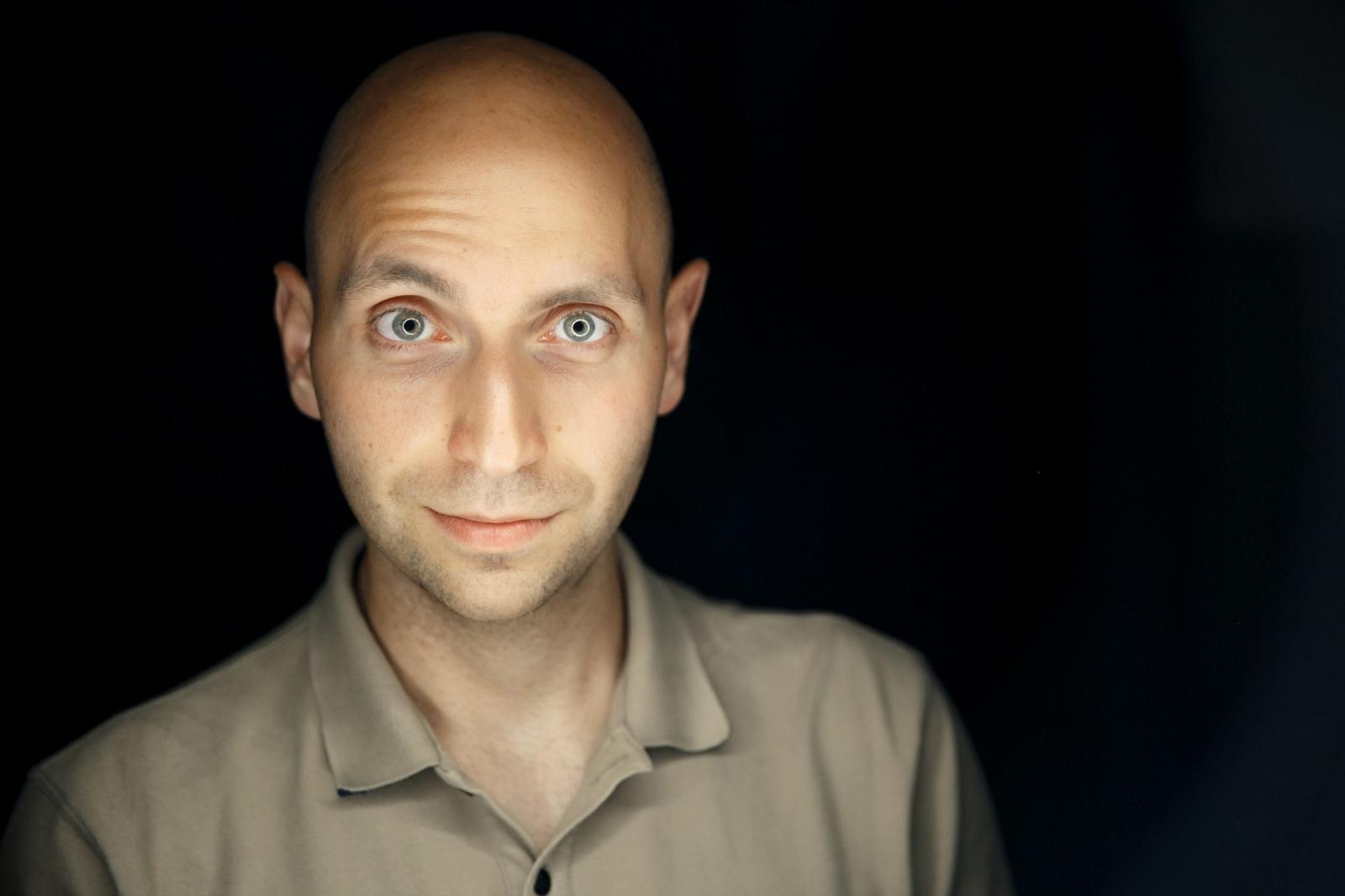 «Я стал терапевтом или психологом» — Виталий Фридман о UX-тестировании и мобильных интерфейсах - 1