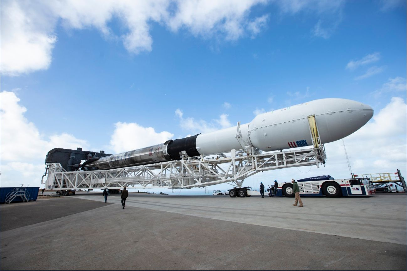 3 декабря SpaceX попробует запустить первую ступень ракеты-носителя в третий раз - 1