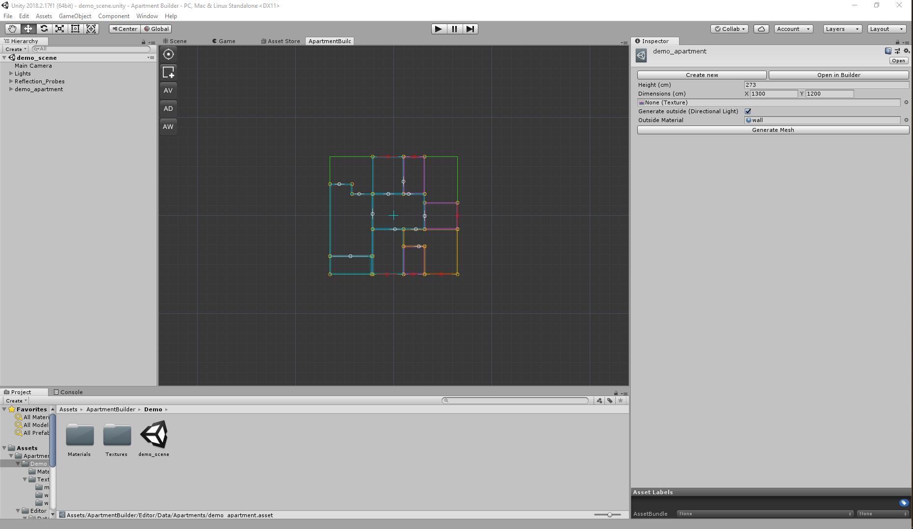 Расширение редактора Unity через Editor Window, Scriptable Object и Custom Editor - 2