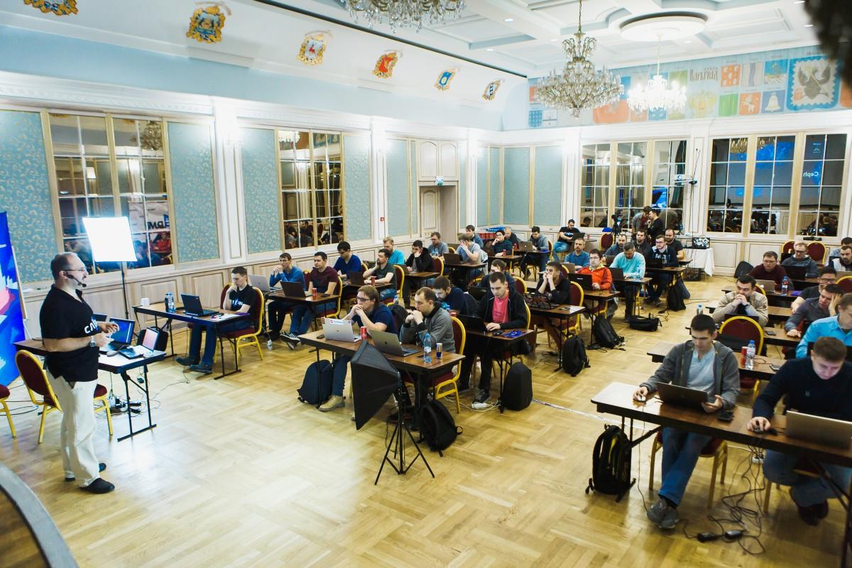 Открыта регистрация на интенсив по Kubernetes 1-3 февраля в СПб - 1