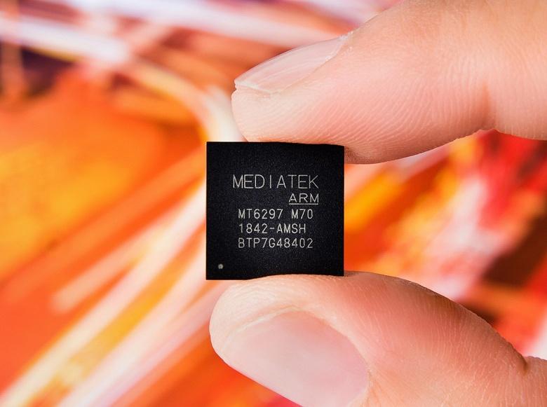 MediaTek заново представила модем 5G Helio M70