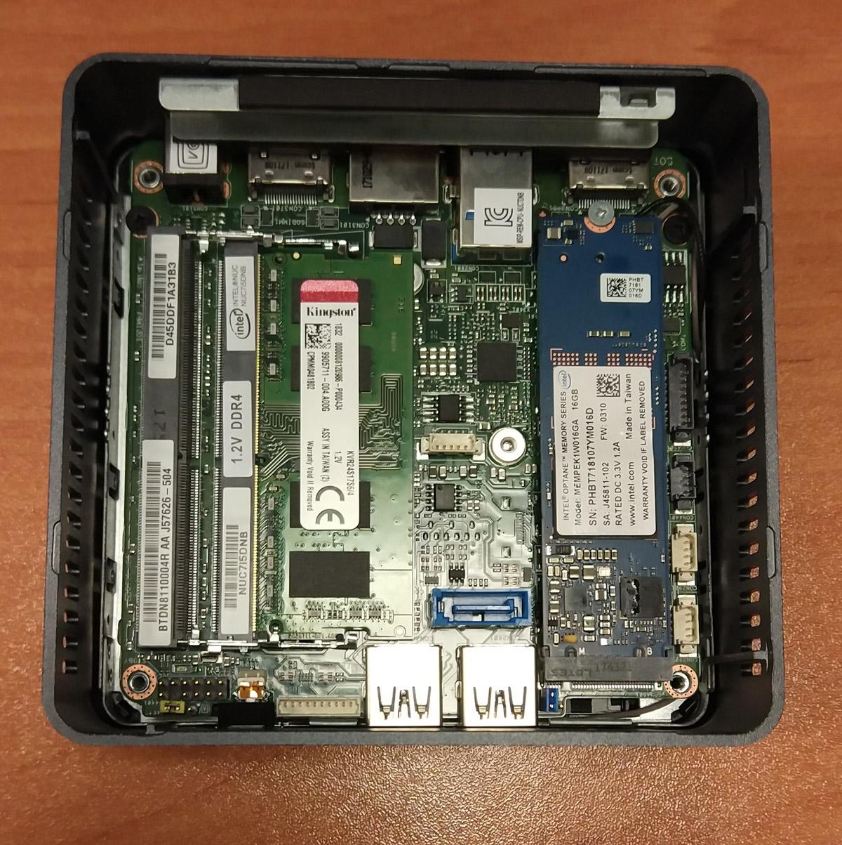Память Optane — симбиот для HDD, и конфигурации офисных ПК получаются на 8–15 % дешевле - 1