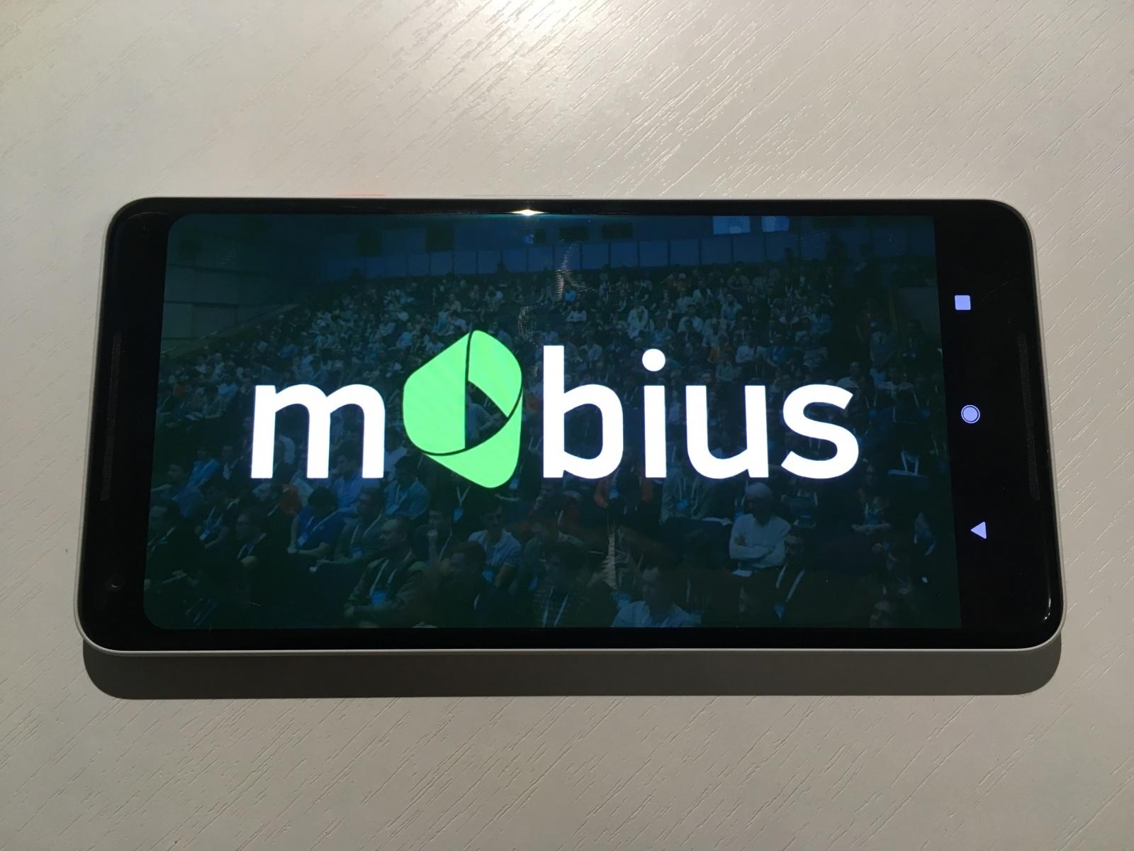 Мобильный уик-энд: бесплатная трансляция Mobius - 1