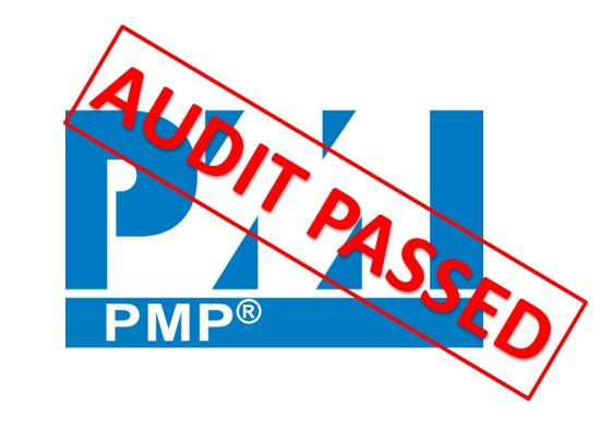 Сертификация PMP: аудит заявки - 1