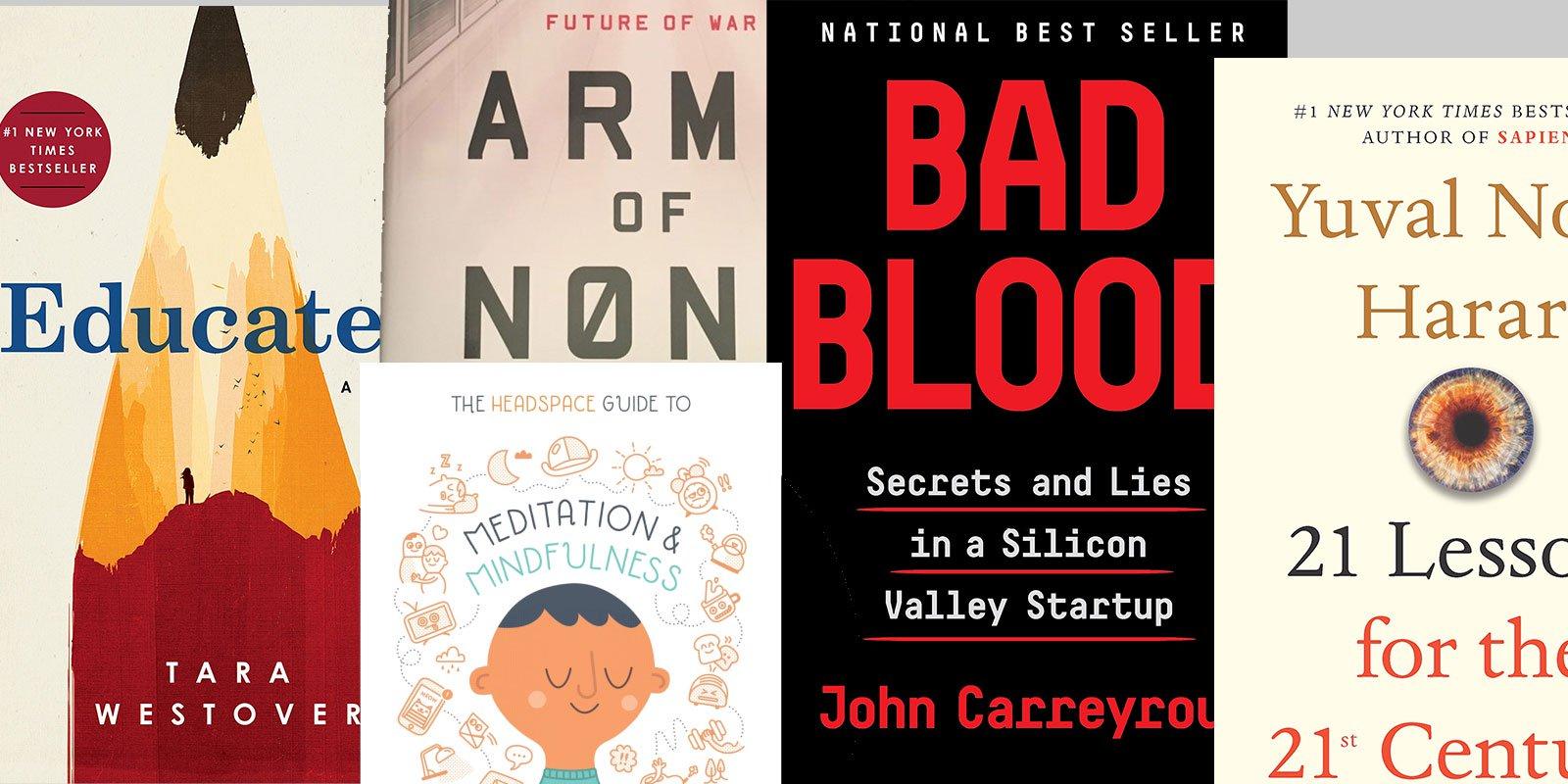 5 книг, которые советует Билл Гейтс в 2018 году - 1