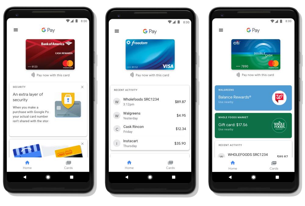 Готовый клиентский модуль Google Pay - 1