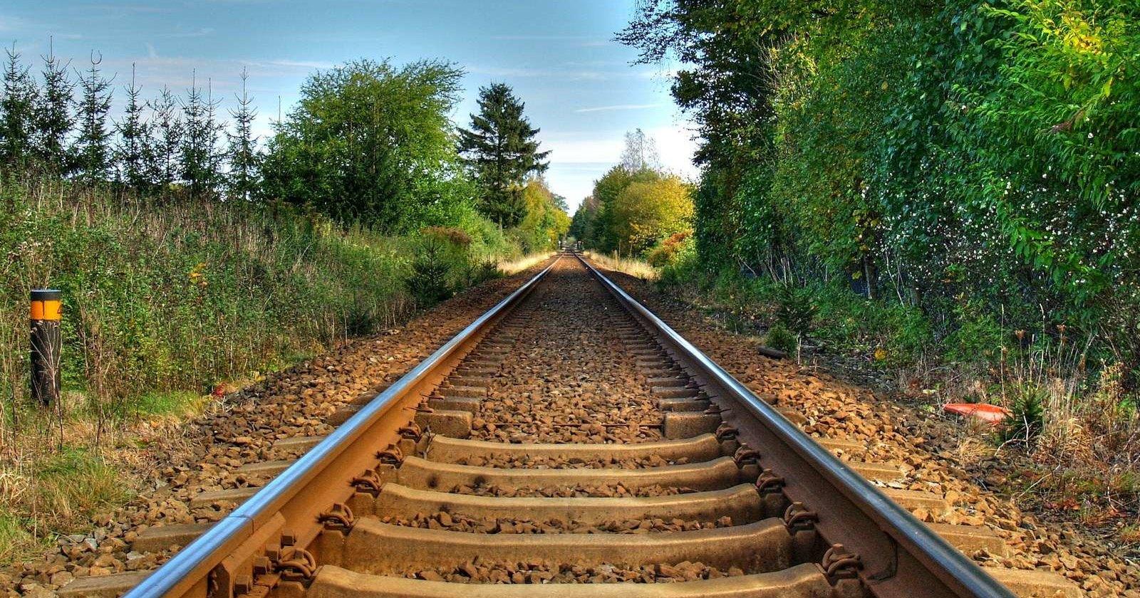 Как строят железные дороги в XXI веке