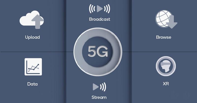 Пользовательский опыт в сетях 5G NR, ожидаемый в реальных условиях - 1