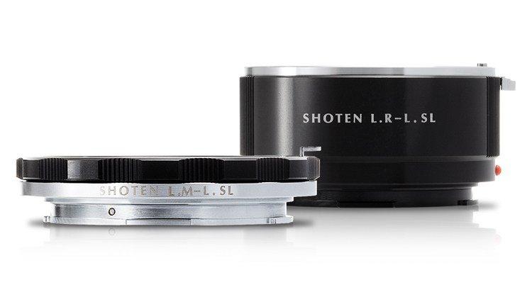 Переходники Shoten LM-LSL и LR-LSL предназначены для камер Leica