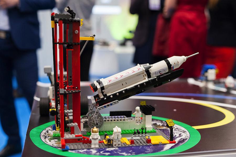 «Лунная Одиссея» LEGO Education: реализуем российскую космическую программу - 1