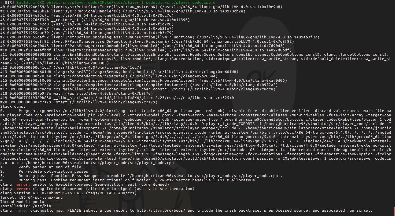 Профилирование кода с LLVM - 1