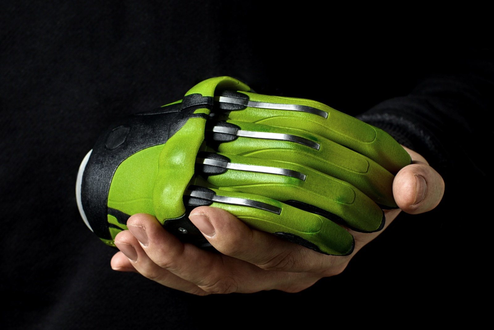 Бионический протез: самовыражение через дизайн - 1