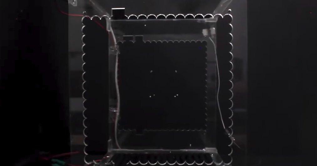 Невероятная акустическая левитация: звук как способ управлять материей