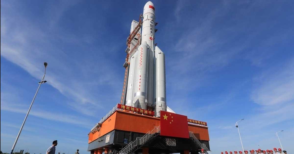 Китай запустил на орбиту в 2018 году больше ракет, чем любая другая страна - 1