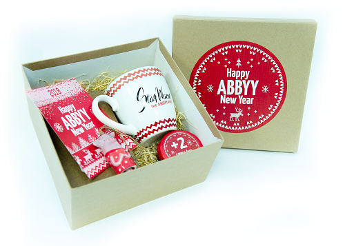 Secret Santa, квесты, квиз и каток – как мы встречали ABBYY New Year - 25