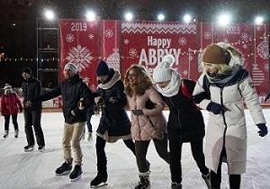 Secret Santa, квесты, квиз и каток – как мы встречали ABBYY New Year - 1