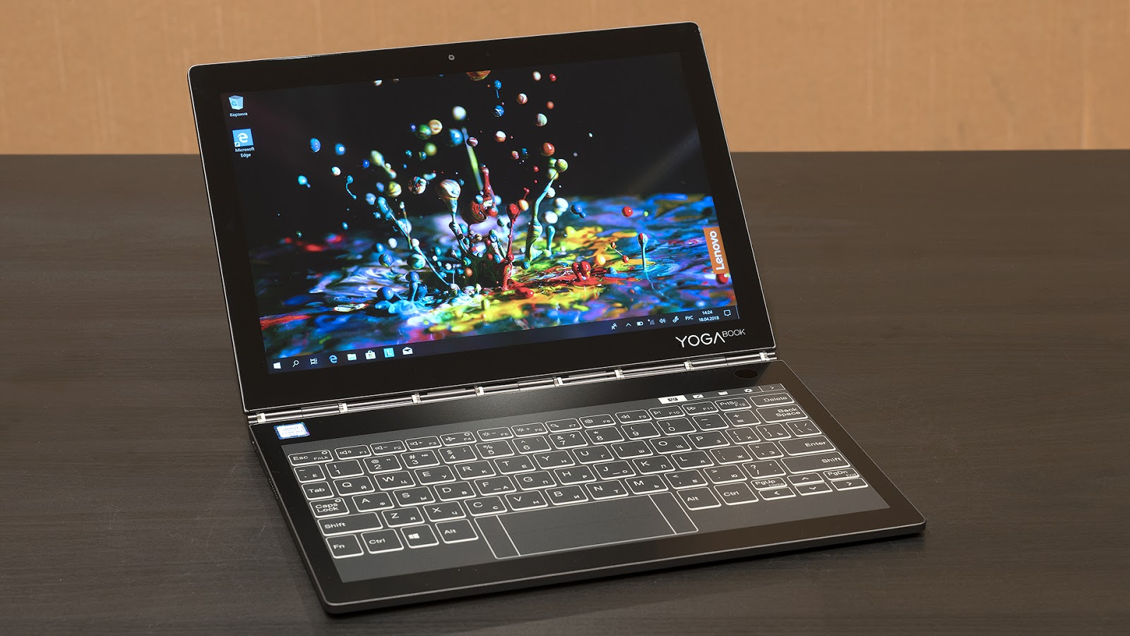 Lenovo YogaBook C930: устройство, которое заменяет сразу четыре гаджета - 1