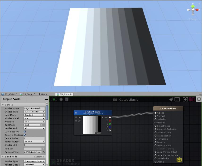 Создаем стильный водопад из RiME прямо в Unity или UE4 - 11