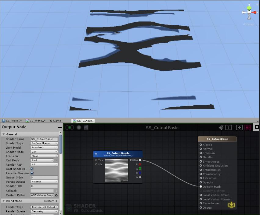 Создаем стильный водопад из RiME прямо в Unity или UE4 - 14