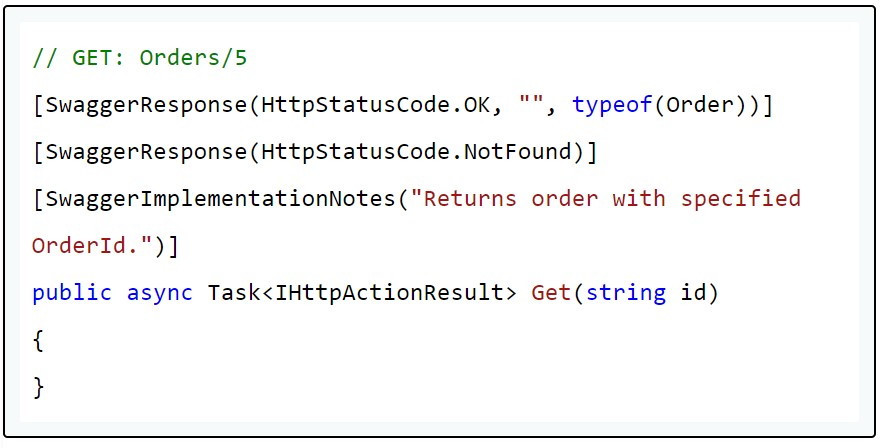 Swagger – умная документация вашего RESTful web-API — обзор Junior back-end developer-а для новичков - 3