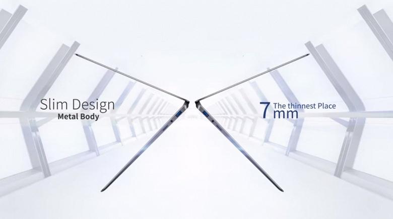 Teclast готовит недорогой ноутбук F7 Plus на платформе Intel Gemini Lake