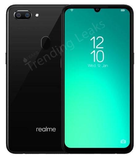 Опубликован рендер и характеристики бюджетного смартфона Realme A1