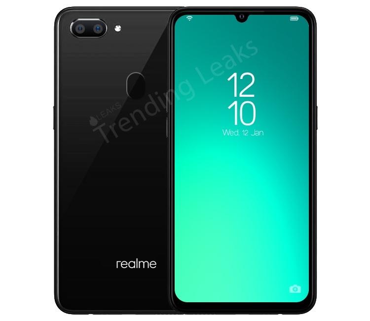 Основой смартфона Realme A1 послужит процессор MediaTek Helio P70
