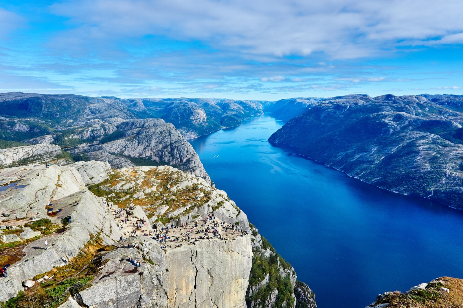 Мой переезд в Норвегию - 1