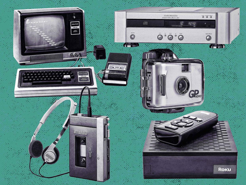Зал славы потребительской электроники: истории лучших гаджетов последних 50 лет, часть 1 - 1