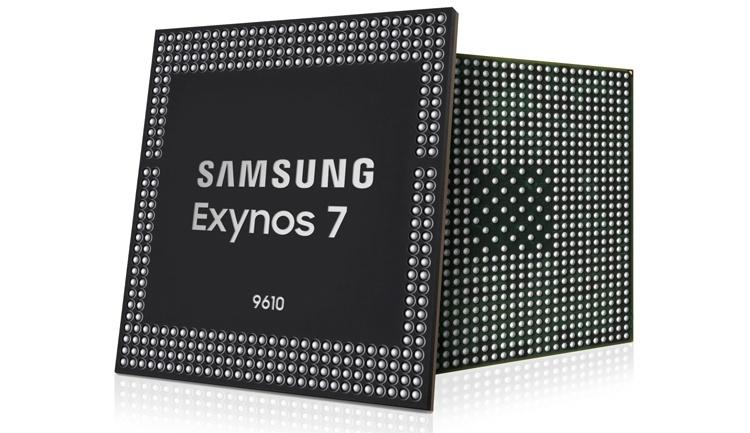 Смартфону Samsung Galaxy A50 приписывают наличие чипа Exynos 9610 и батареи на 4000 мА·ч