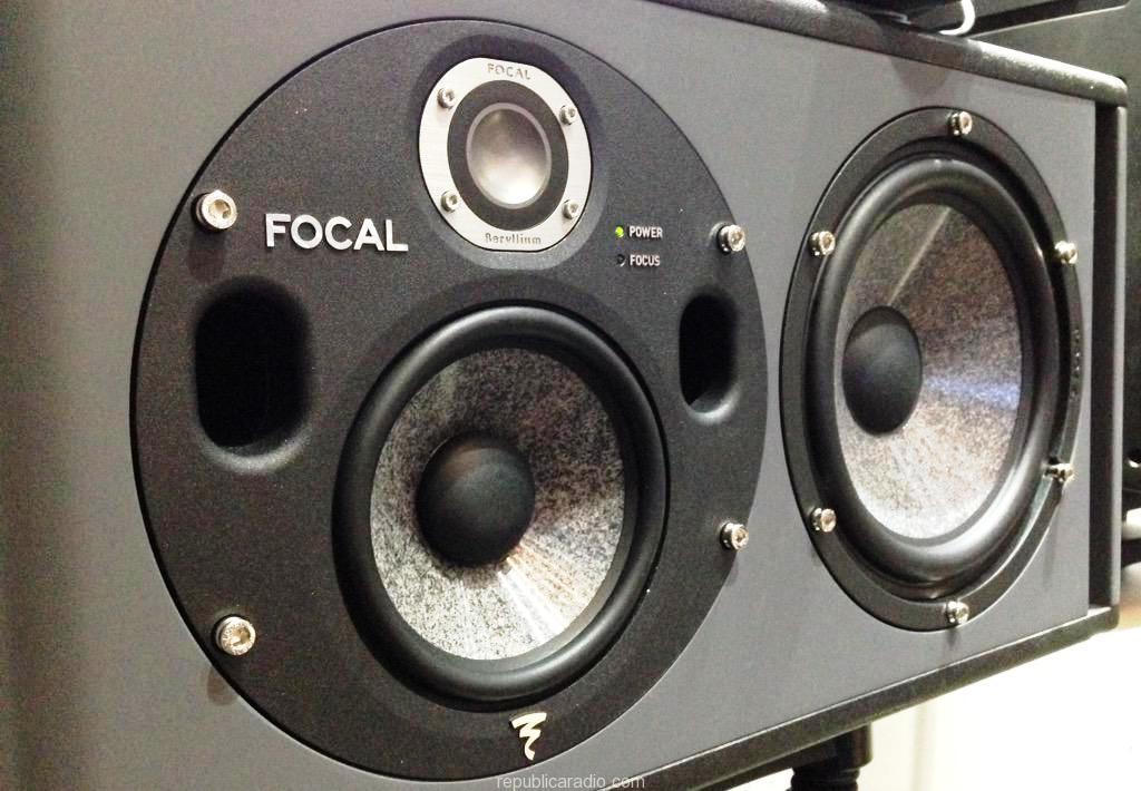 Шедевры мирового колонкостроения: студийный монитор-трансформер с переменным количеством полос - 1