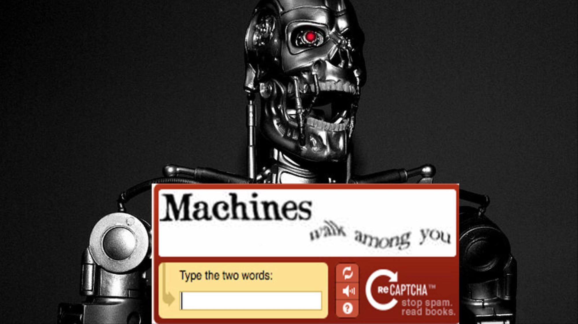 Исследователи проходят ReCAPTCHA при помощи сервисов Google - 1