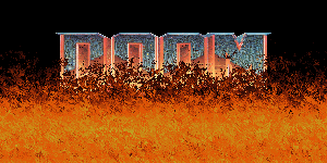 Как было реализовано пламя в Doom на Playstation - 1