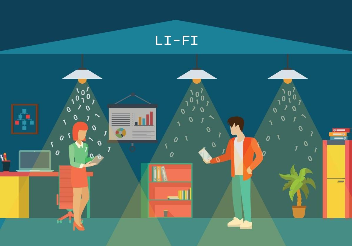 Li-Fi: Будущее интернета - 1